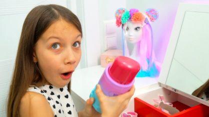 День Рождения ЛП Выбираю Подарки Pikmi Pops Влог / Вики Шоу